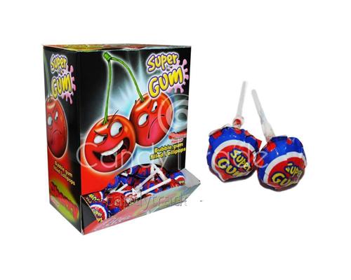 Super Gum Cherry – Value Pack Sweets